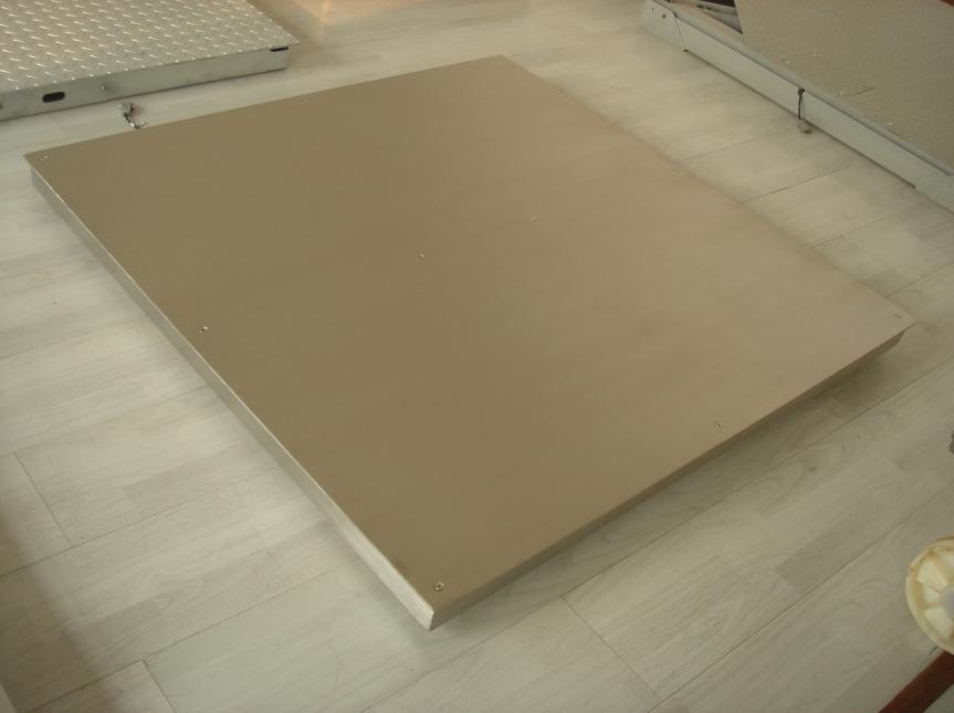 10吨不锈钢电子地磅