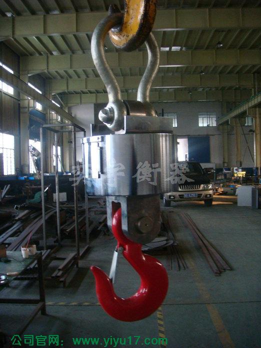 30吨电子吊钩秤