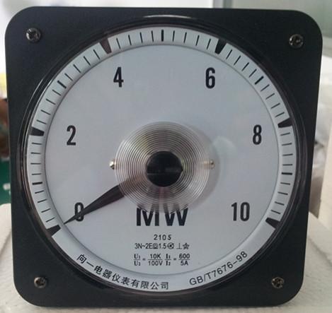 2105-mw三相有功功率表接线图