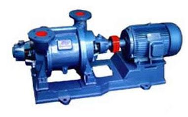 sz-1水环式真空泵的结构分析