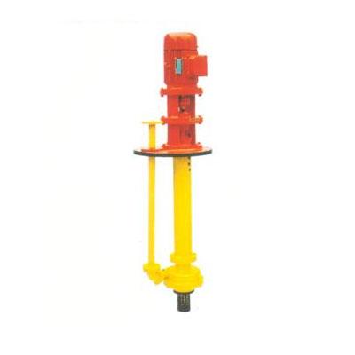 fy系列不锈钢液下泵结构图