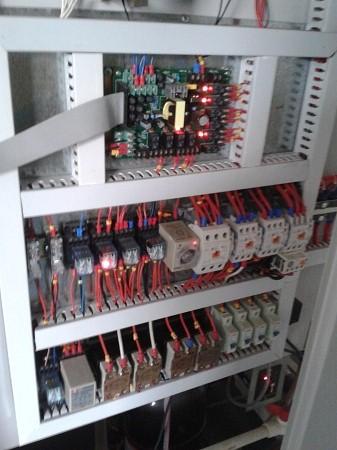 臭氧老化试验箱电路图