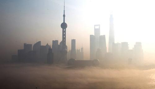 雾霾天气的危害图片