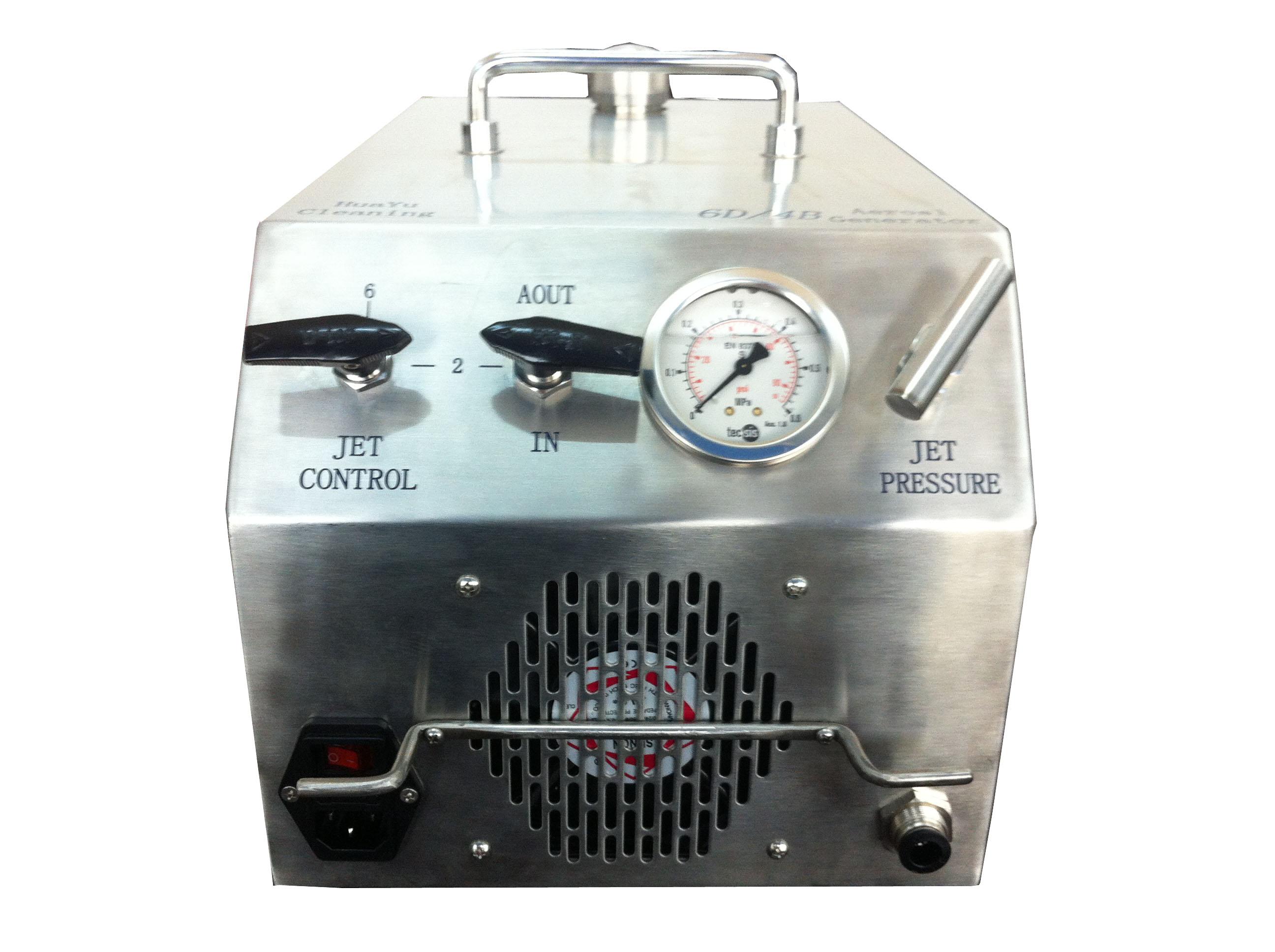 TDA-6D/4B型气溶胶悬浮粒子发生器是国内首创最新款两用型气溶胶发生器,既满足无压缩气体情况下的使用又满足有压缩气体情况下的使用,两种情况下两种方式的切换操作,同样以Laskin nozzle喷射型可以在气流流量从50到5000立方英尺每分钟的气流中产生次微米且浓度在10到100微克每升的悬浮粒子。所有的Laskin nozzle喷射型产尘仪都采用耐用的不锈钢结构,大的填充口,独立的喷嘴控制,压力控制和3''标准的清洁接头输出,一个可选的适配器可使悬浮粒子导入正压系统,无论您什
