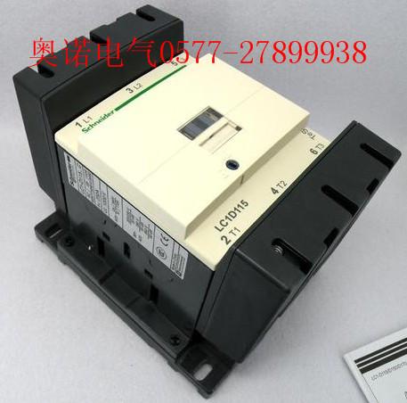 施耐德lc1d11500m7c交流接触器