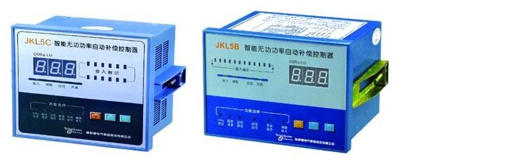 网销量第一无功补偿控制器jkw5c-12