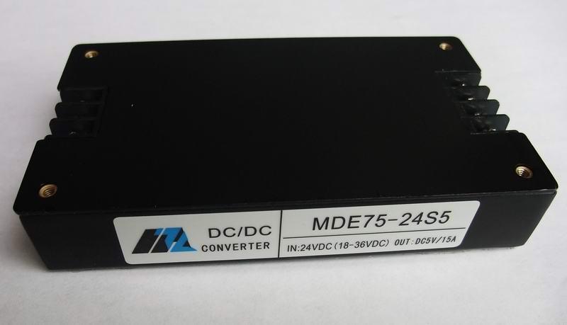 C 模块电源 24V转5V 降压电源模块图片