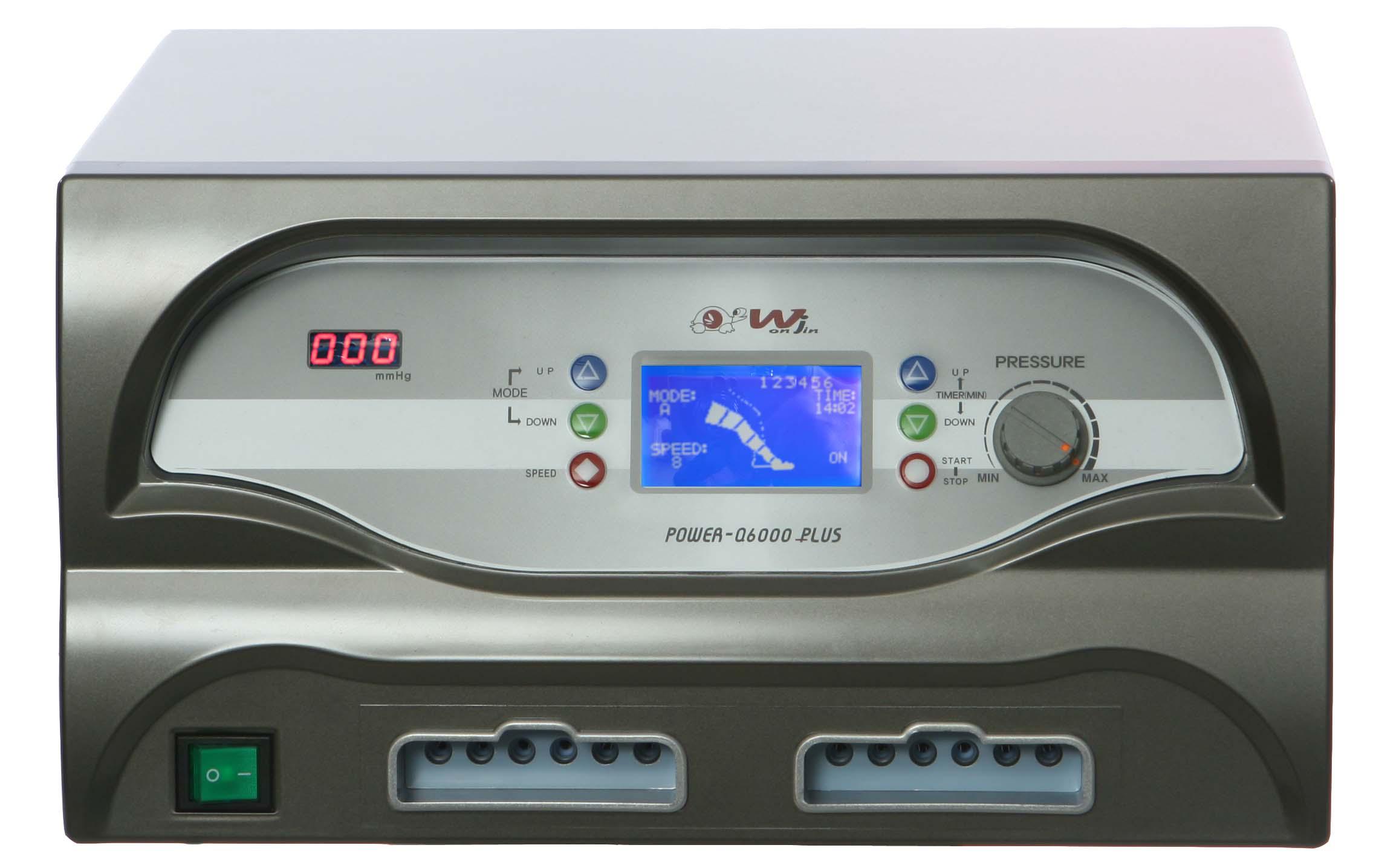 200%正品全新@韩国元金空气波压力治疗仪q6000加强型图片