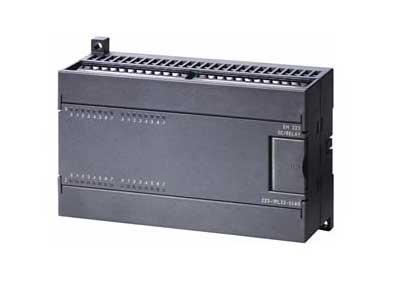 plc扩展模块硬件电路图