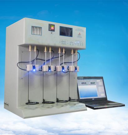 吸附剂全自动比表面积测试仪