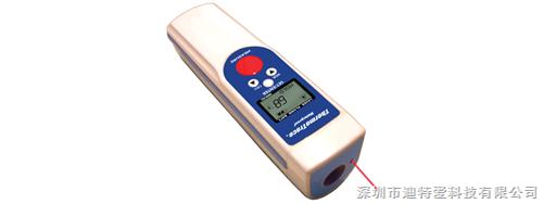DeltaTRAK防水红外测温仪 高精准 快速检测 非接触式检测