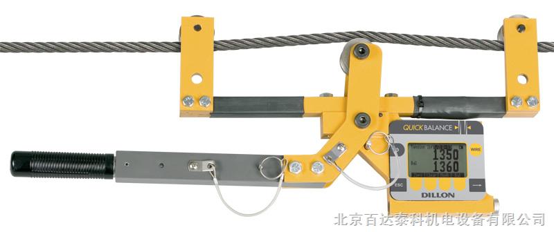 check张力仪用于快速测量电缆