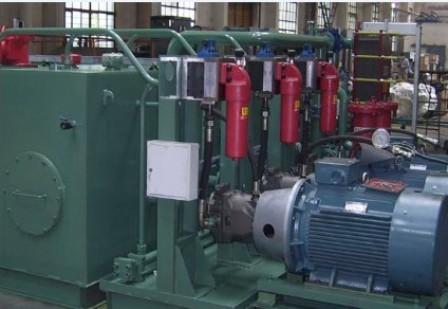 中德组合液压泵站图片