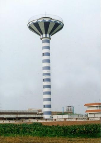 海口水塔新建