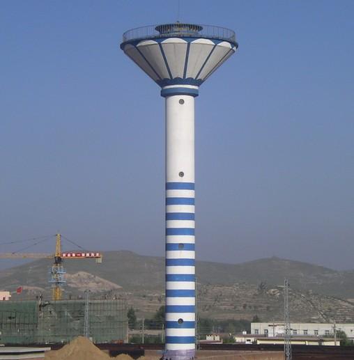 水塔电加热管控智接线图