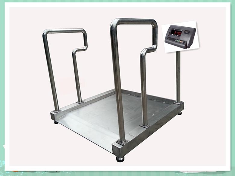 轮椅电子称,透析专用轮椅称,轮椅体重称