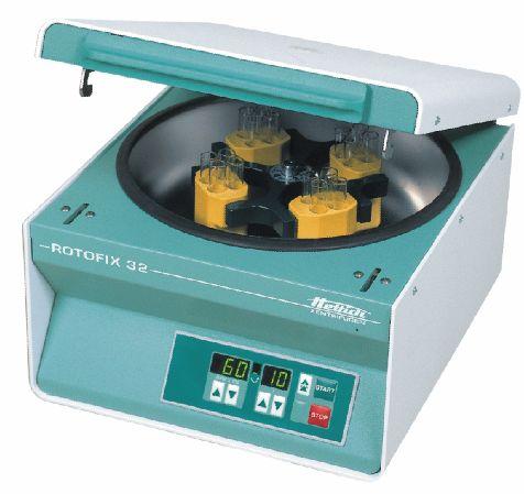 简介:rotofix 32a是一款理想的常规台式离心机,适用于医学实验室,小型