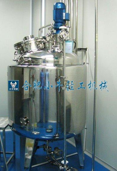 配液罐-合肥小牛-PZ1000-SUS304不�P�