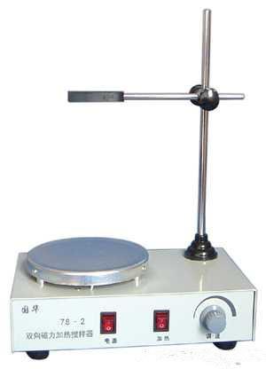 78-278-2双向磁力加热搅拌器