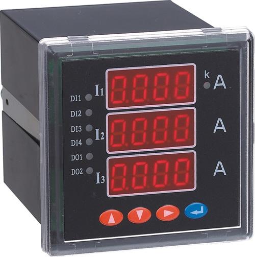 all72-ai3智能三相数显电流表数显电力仪表