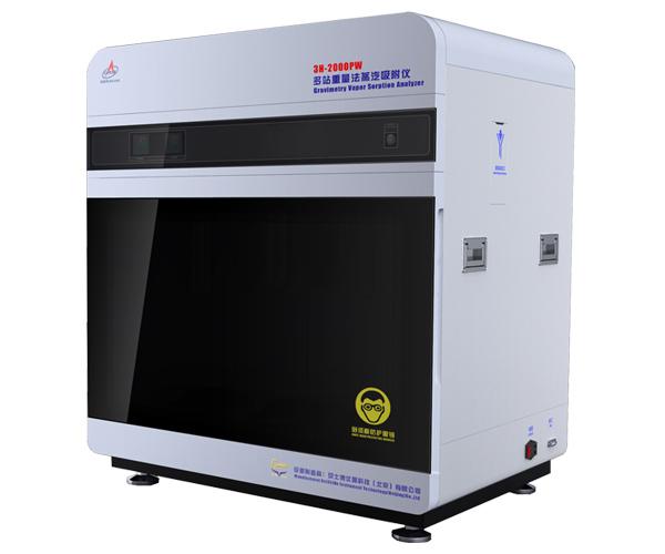 重量法有机蒸汽吸附检测仪
