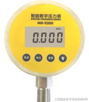 md-s200不锈钢数字压力表