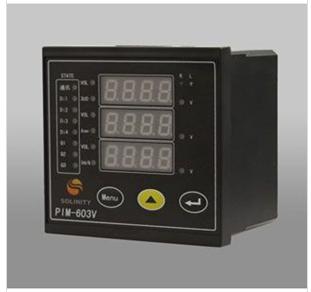三相智能型电压表