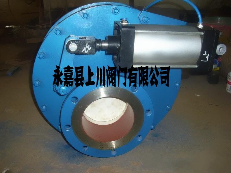 气动陶瓷旋转阀z643tc图片