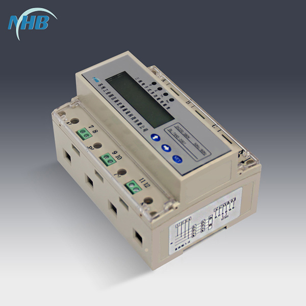 dts634电能表互感器接线图