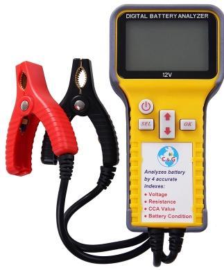 蓄电池测试仪 内阻测试