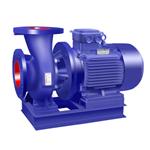 供应ISW80-160(I)管道泵 自来水管道泵 小型管道泵