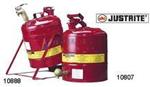 Justrite19L安架式易燃腐蚀性液体安罐上海供应|上海低报价