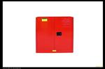 国产45加仑红色可燃品安柜,化学品安储存柜,工业安柜使用方法