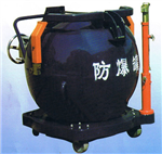 防爆球罐的特点,拖车式防爆罐,防爆球使用方法