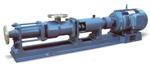 G型单螺杆泵,不锈钢螺杆泵,长轴螺杆泵,污水螺杆泵