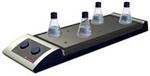 多通道标准加热型磁力搅拌器怎么使用,智能磁力搅拌器性能介绍