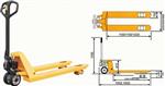 国产手动液压搬运车,手动托盘搬运车,手动液压搬运车厂家