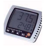 德图testo 608-H1 温湿度表,风速,温度,湿度,CO2,光照度,压差