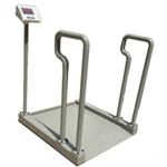 300公斤透析电子秤,医院称轮椅的电子秤/电子平台秤