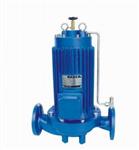屏蔽式管道泵,立式屏蔽管道泵,PBG屏蔽泵