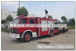 东风145水罐消防车可以装8吨水吗?