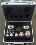 E2等级套装砝码/无磁不锈钢砝码1mg-200g