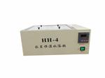 HH-4S单列四孔数显恒温水浴锅,恒温水槽,水浴锅