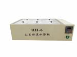 HH-6双列六孔数显恒温水浴锅,恒温水槽,水浴锅