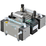 MPC 201T德国伊尔姆进口隔膜式真空泵性能参数介绍上海,无油式真空泵商巴玖