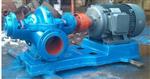 S、SH型中开式双吸离心泵,单级双吸中开式离心泵