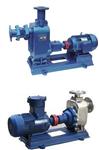 80ZW50-60无堵塞自吸式排污泵