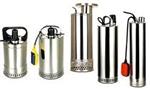 不锈钢单(三)相潜水泵