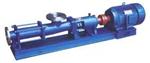 G单螺杆泵型号|单螺杆泵价格|单螺杆泵厂家