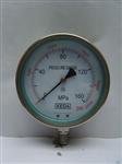 YTNF-150山东济南创锐YTNF-150不锈钢超高压压力表
